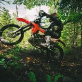 Les motocross arrivent à Murdochville – Battle of the Prospectors